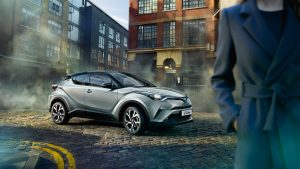 Review Toyota C-HR CHR