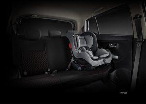isofix baby safety agya 2020